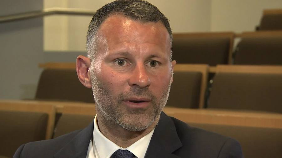 Giggs on Academy92