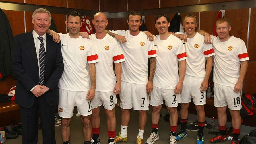 Five of the 'Class of 92' are setting up a university