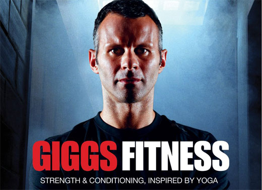 Ryan Giggs releases fitness DVD